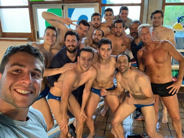 WATERPOLO, TERCERS EN LA CLASSIFICACIÓ GENERAL